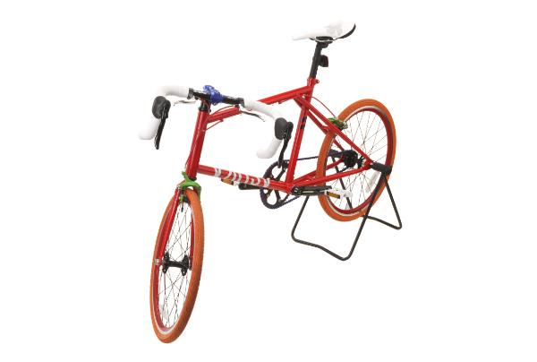 エヴァ自転車_アスカ