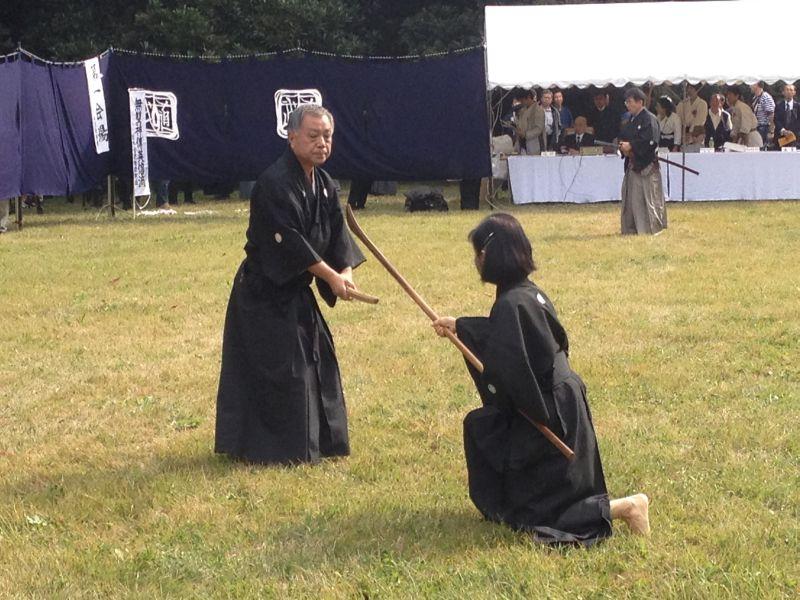 神道流 杉野先生
