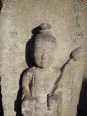 永岳寺の石仏