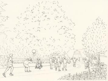 駒沢公園ペン