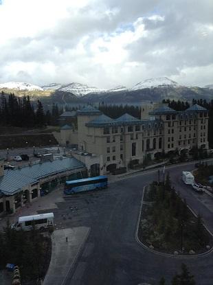 レイクルイーズホテル