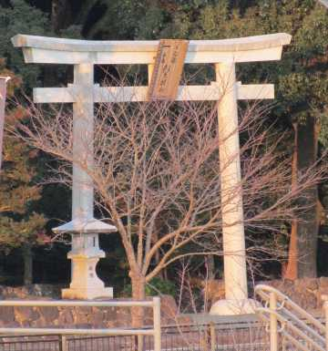 つの 6 都農神社
