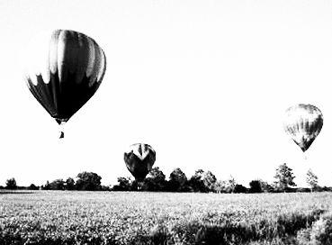 気球 バルーン レース