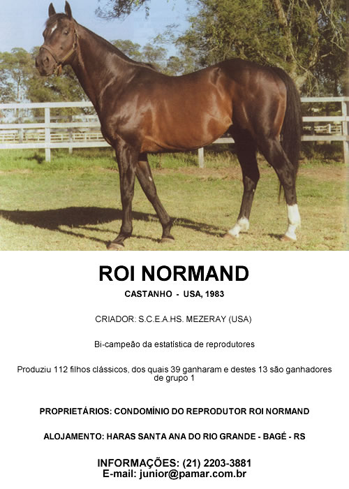 Roi Normand