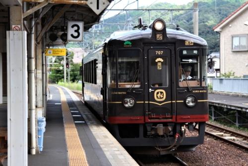 北近畿タンゴ鉄道 くろまつ号 2