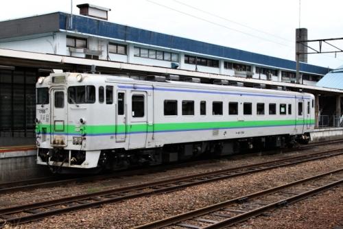 富良野へ キハ40