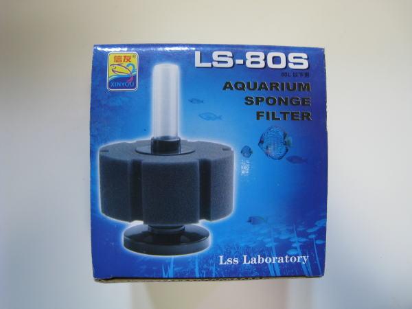 LSS スポンジフィルター LS-80S
