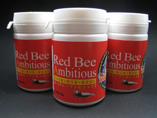 Red Bee Ambitious