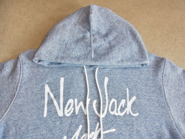 MDY PULLOVER SWEAT HOODIE BLUE FT1