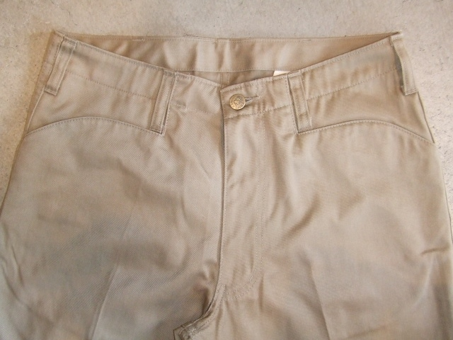 BENDAVIS TC CHINO PANTS CAMEL FT
