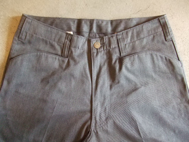 BENDAVIS TC CHINO PANTS HGRAY FT