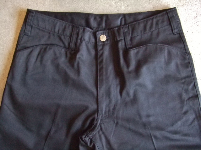BENDAVIS TC CHINO PANTS BLACK FT