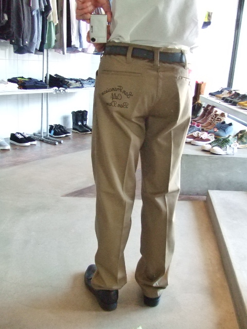 BENDAVIS TC CHINO PANTS ST2