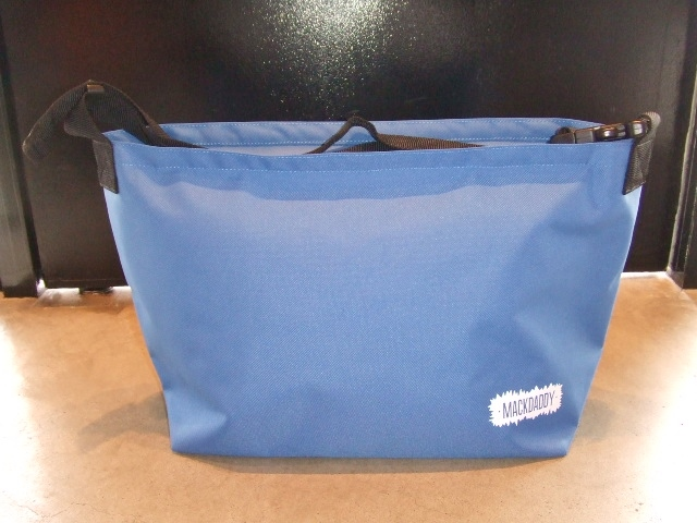 MDY SHOULDER BAG BLUE FT