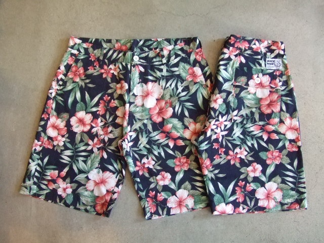 MDY FLOWER PATTERNS PANTS