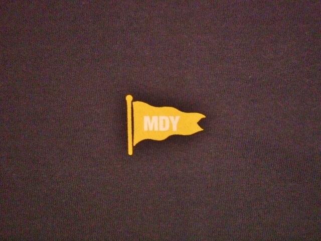 MDY V-NECK NAVY FG