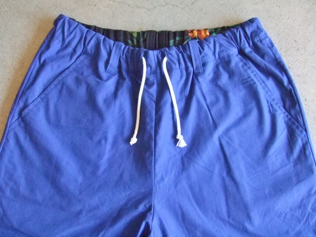 rehacer Reversible ALOHA shorts bule FT2