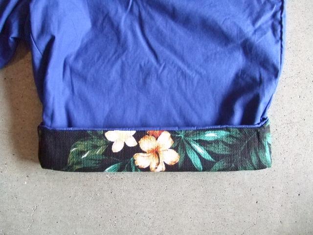 rehacer Reversible ALOHA shorts bule FTST