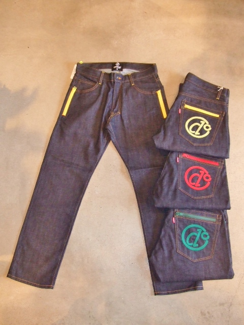 DOARAT WATERPROOF DENIM PANTS