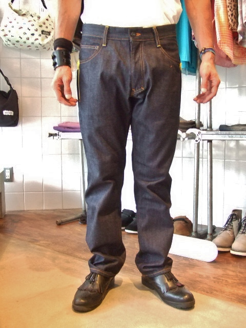 DOARAT WATERPROOF DENIM PANTS ST1
