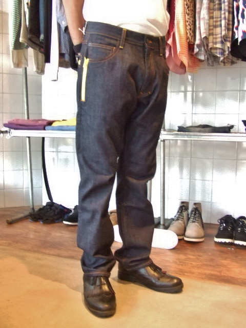 DOARAT WATERPROOF DENIM PANTS ST2