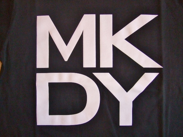 MDY MKDY LS TEE BLACK FT2