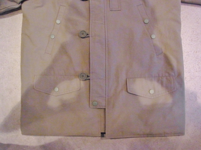 rehacer Triangle N-3B KHAKI FT3