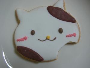 食べるクッキー1