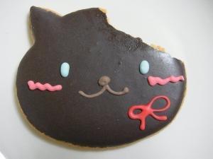 食べるクッキークロ