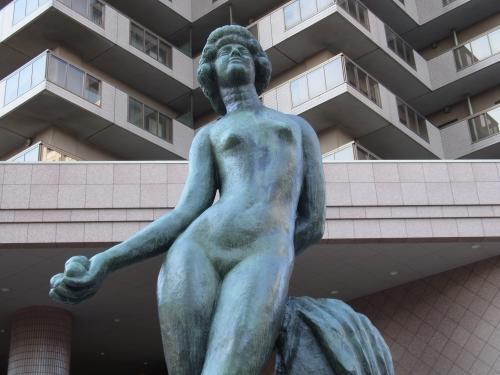 彫刻の人1