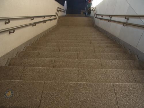 おばあさん階段最初縮小