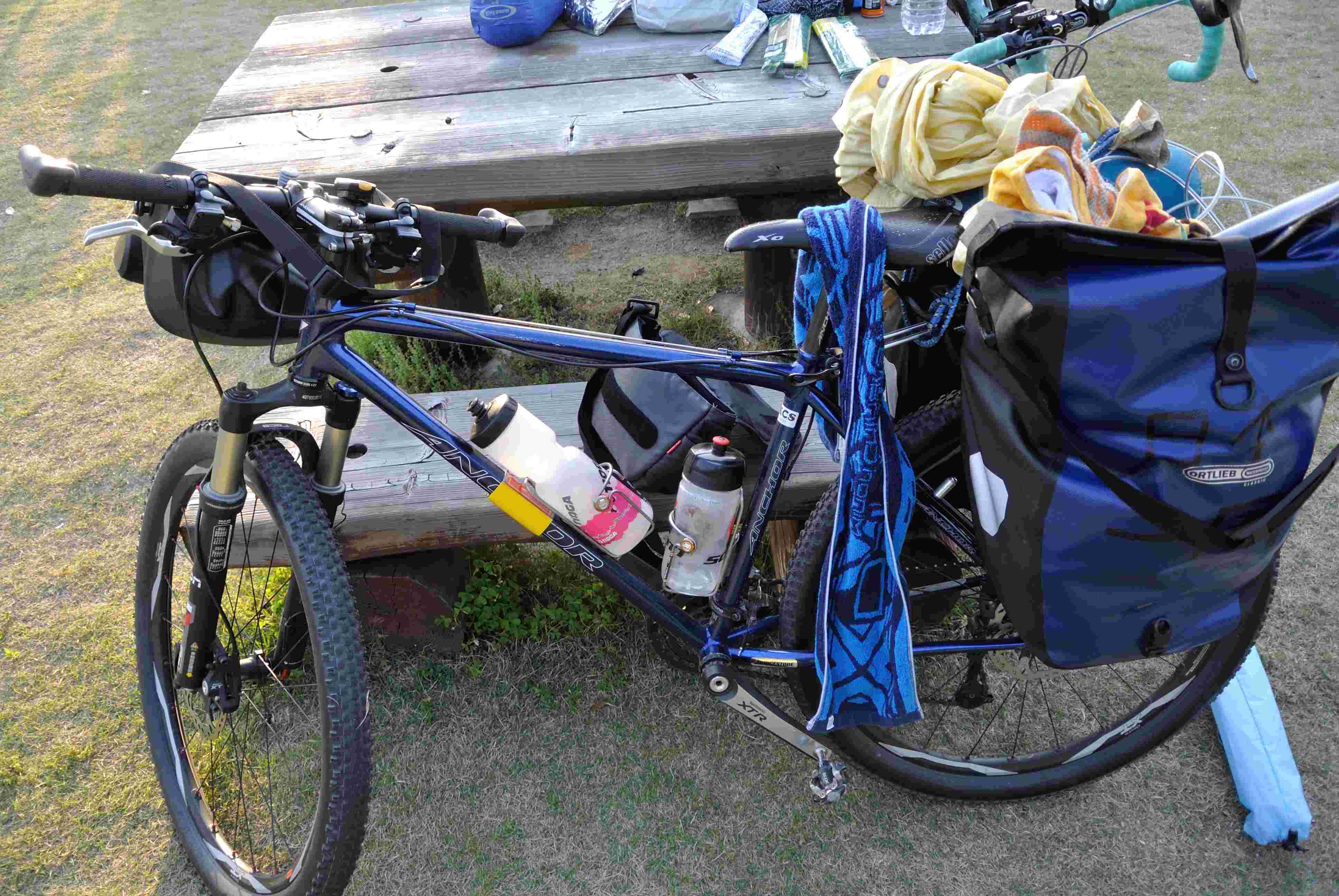 ねこカンの自転車日本一周生存 ...