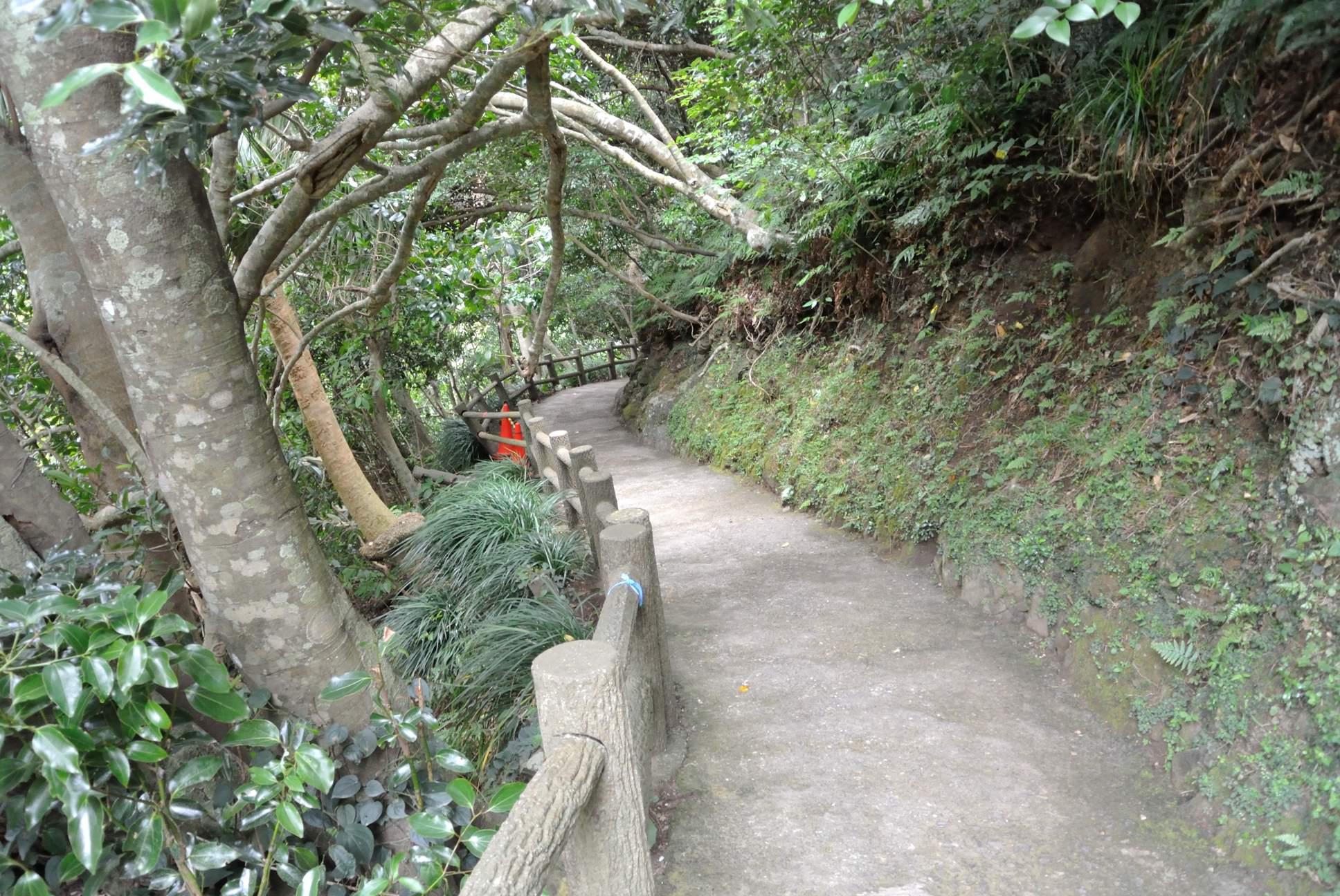 佐多岬-トンネルをぬけて