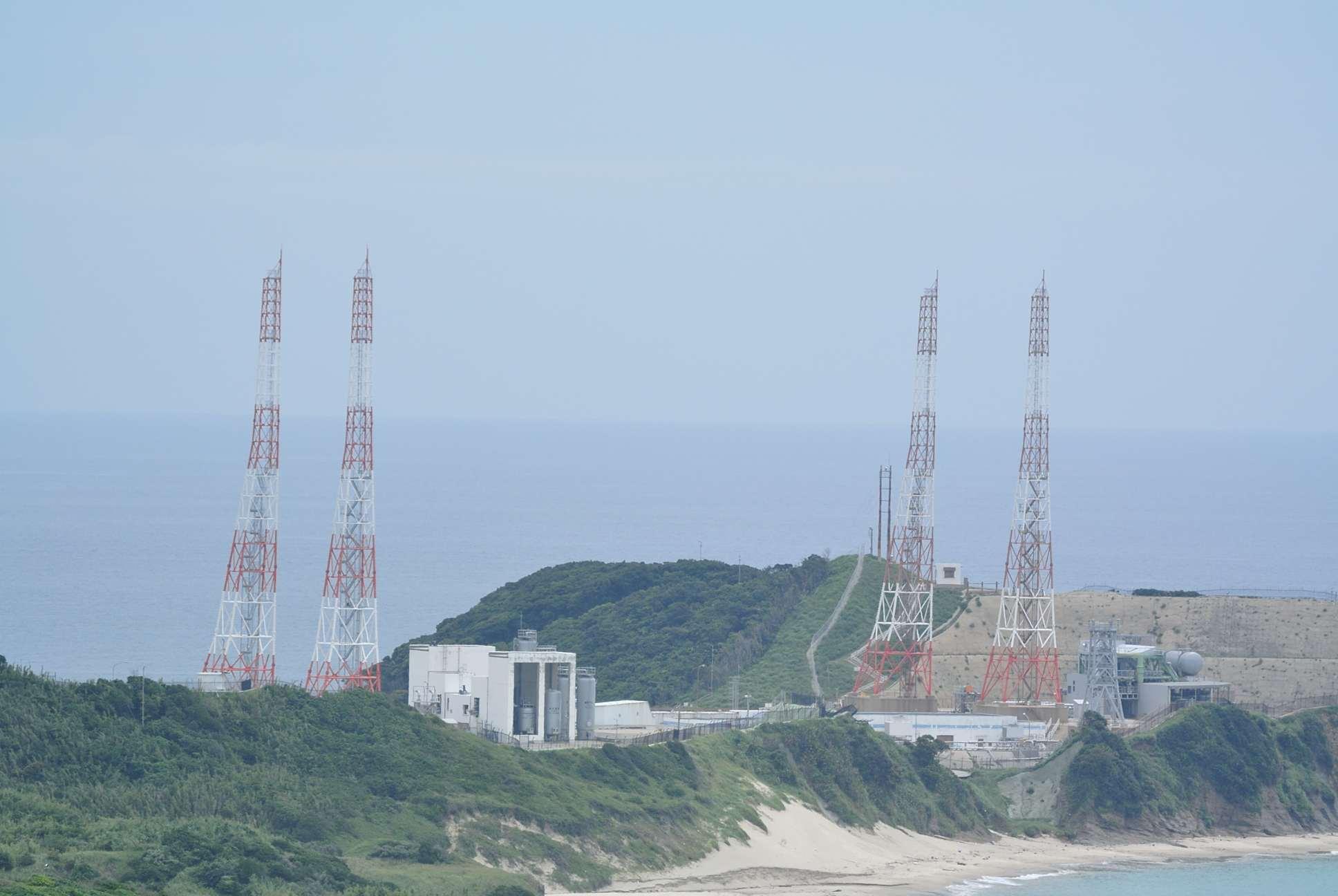 ロケット発射台