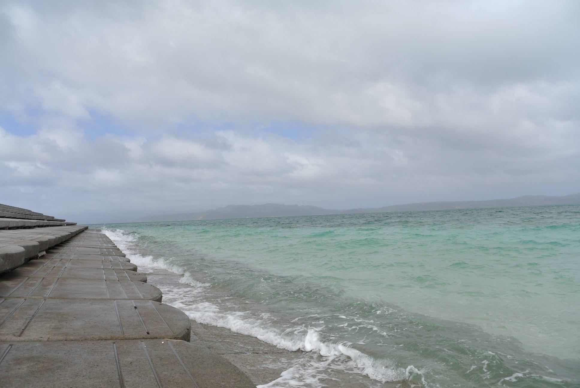 古宇利島の海岸