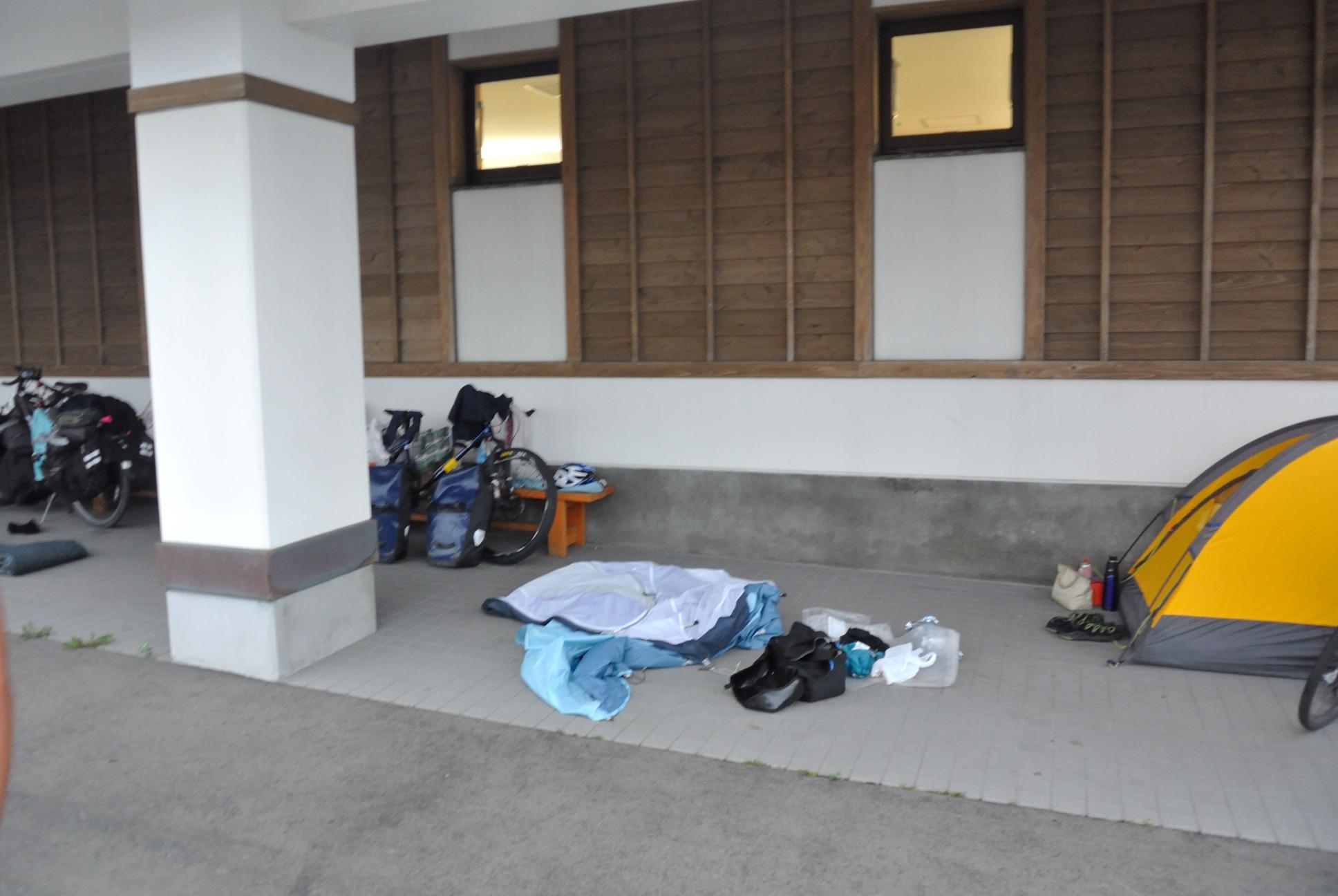 道の駅北前船松前