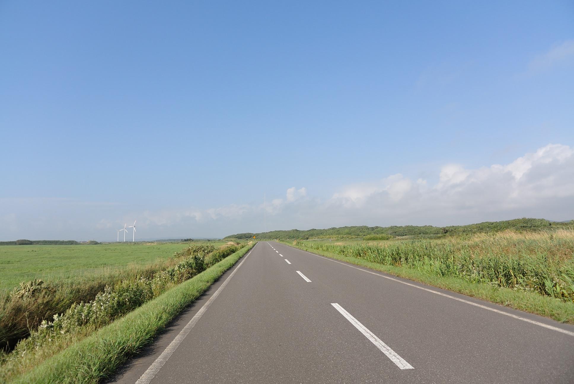 北海道の広域農道2