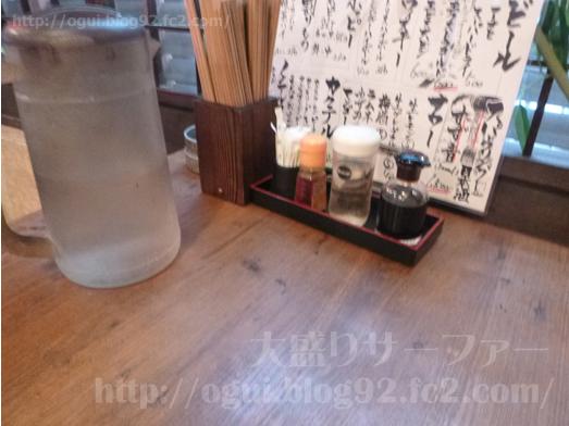 立川デカ盛り居酒屋ひなたかなたのランチメニュー017