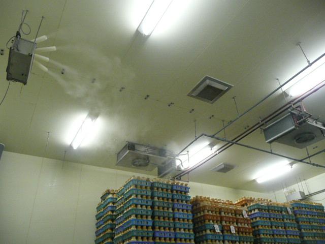 培養室空調1