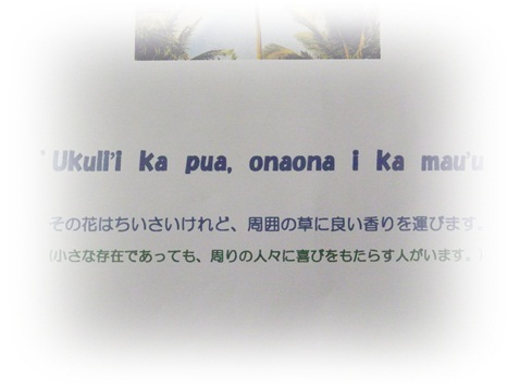 20141207オルオル ハワイアン フラ ワークショップ