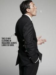 00a雑誌の中の服が常に綺麗に着こなされている理由