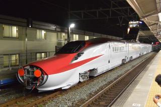 JR東日本 E6系新幹線 甲種鉄道車両輸送