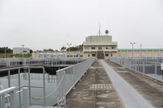 愛知県水道用水供給事業西三河地区 幸田浄水場