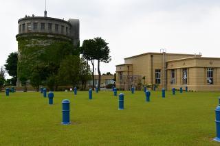 岡崎水道局 六供配水場