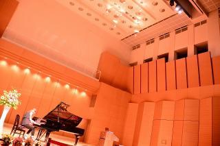 コンサートホール「コロネット」