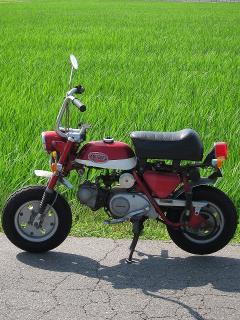 ホンダ モンキー Z50A