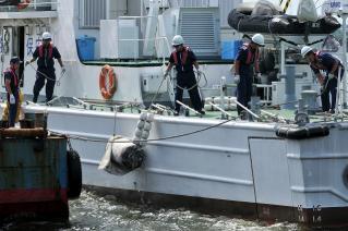 海上保安庁 巡視艇あゆづき PC23