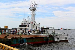 海上保安庁 巡視艇 あゆづき PC23