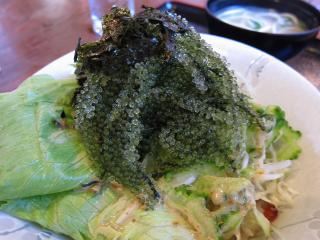 食事処 蔵 海ぶどう丼