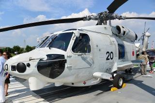 海上自衛隊 護衛艦 あきづき 一般公開 哨戒ヘリコプター SH-60K